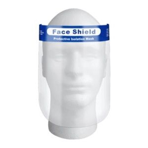 Reusable Face Shields (New and Improved)